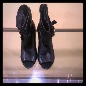Black Burberry shoes